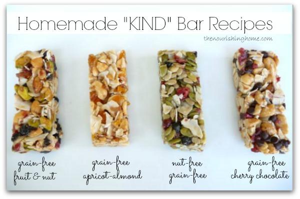 Homemade-KIND-Bar-Recipes-Grain-Free
