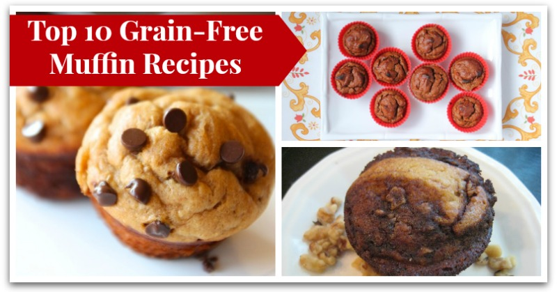 Top 10 Grain Free Muffin Recipes