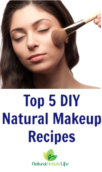 natural makeup pin