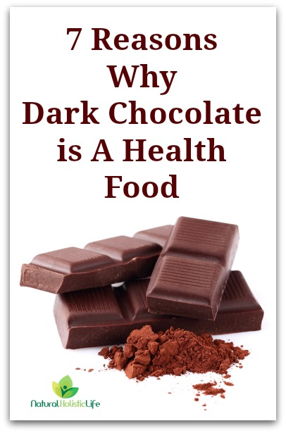 7 Proven Health Benefits of Dark Chocolate