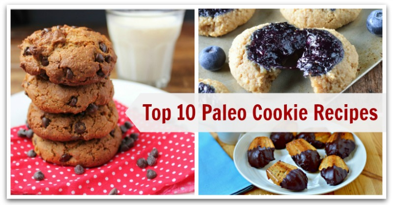 Top 10 Paleo Cookie Recipe