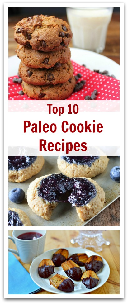 Top 10 Paleo Cookie Recipes