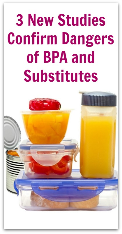 Dangers of BPA and Substitutes-V