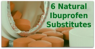 6 Natural Ibuprofen Substitutes
