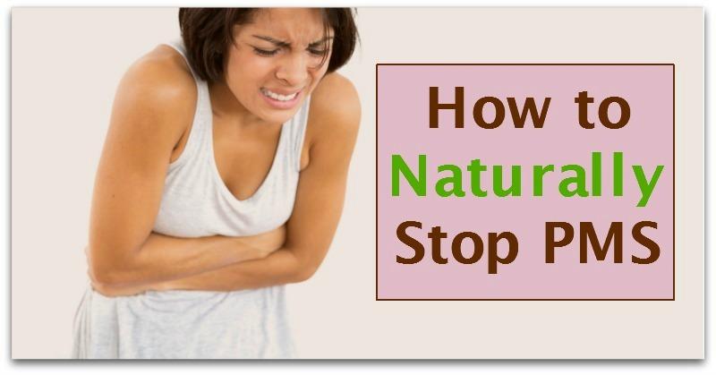 how to stop pms symptoms