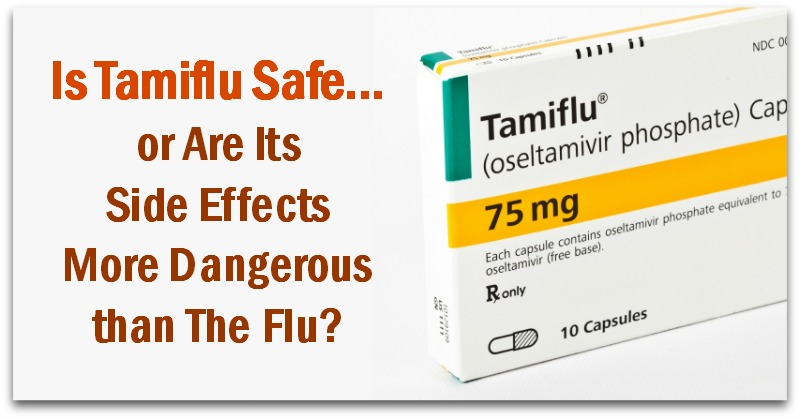 Side effects for the flu