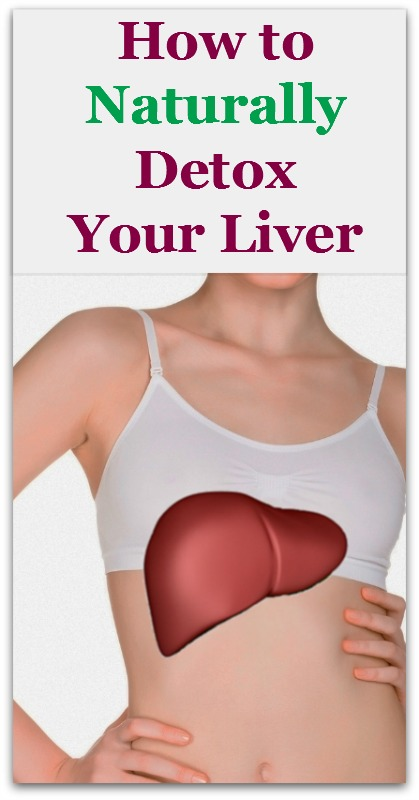 How to Naturally Detox Your Liver