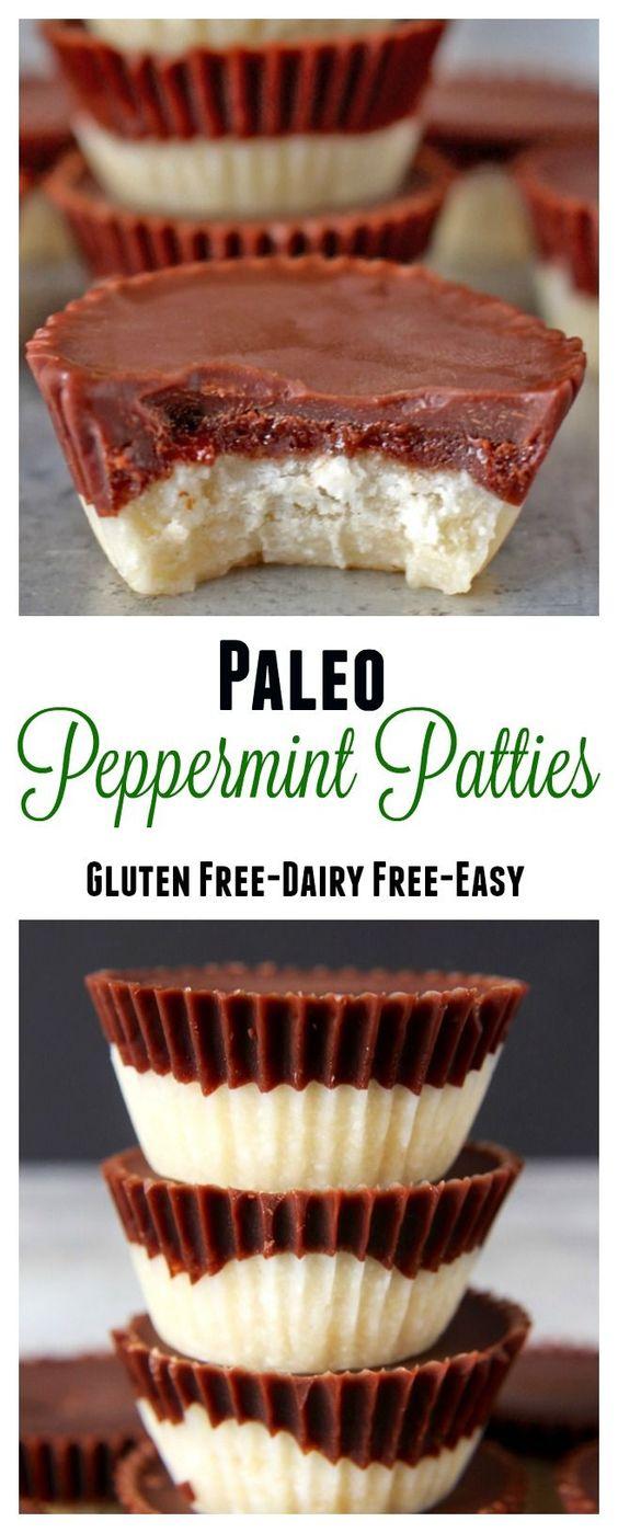 Peppermint-Patties