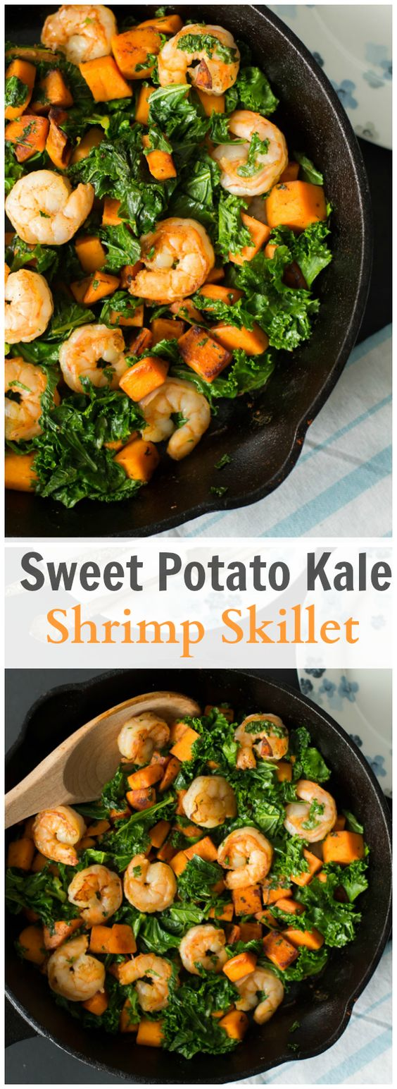 Shrimp Skillet pin