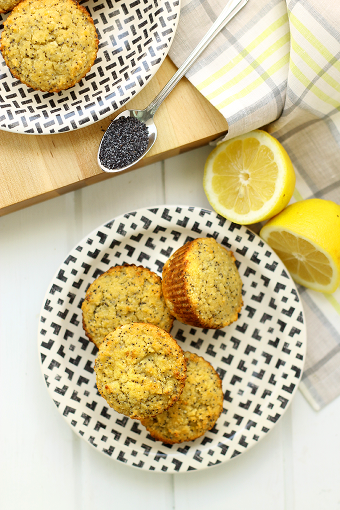 lemon poppyseed muffins 2