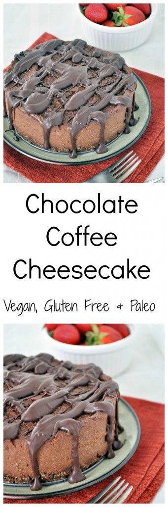 chocolate coffee cheesecake 2