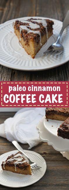 cinnamon coffee cake 1