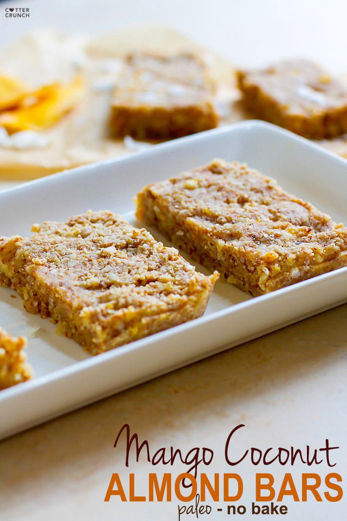 paleo mango coconut almond bars2