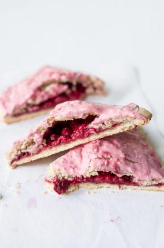 raspberry pop tarts