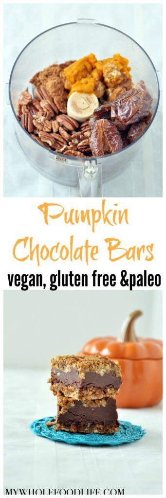 pumpkin-chocolate-bars-paleo-vegan-gluten-free