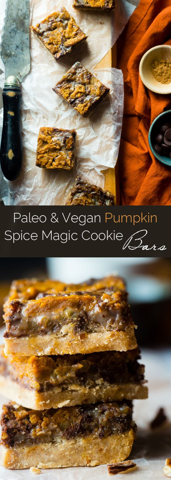 pumpkin-spice-magic-cookie-bars-paleo-vegan-gluten-free