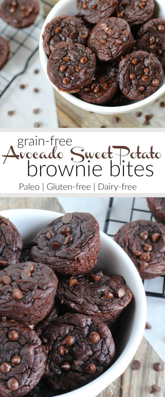 avocado-sweet-potato-brownie-bites-paleo-gluten-free-dairy