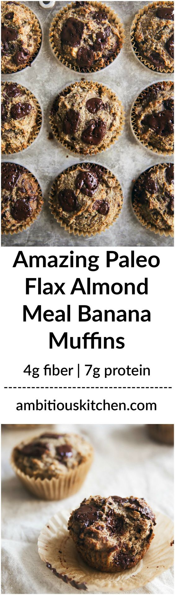 paleo-flax-almond-meal-banana-muffins-gluten-free