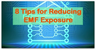 8 Tips for Reducing EMF Exposure